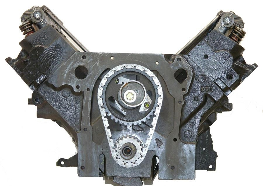 Short Block Vs Long Block >> Ford 390 Cid Long Block Engine 1963 76 United Engine