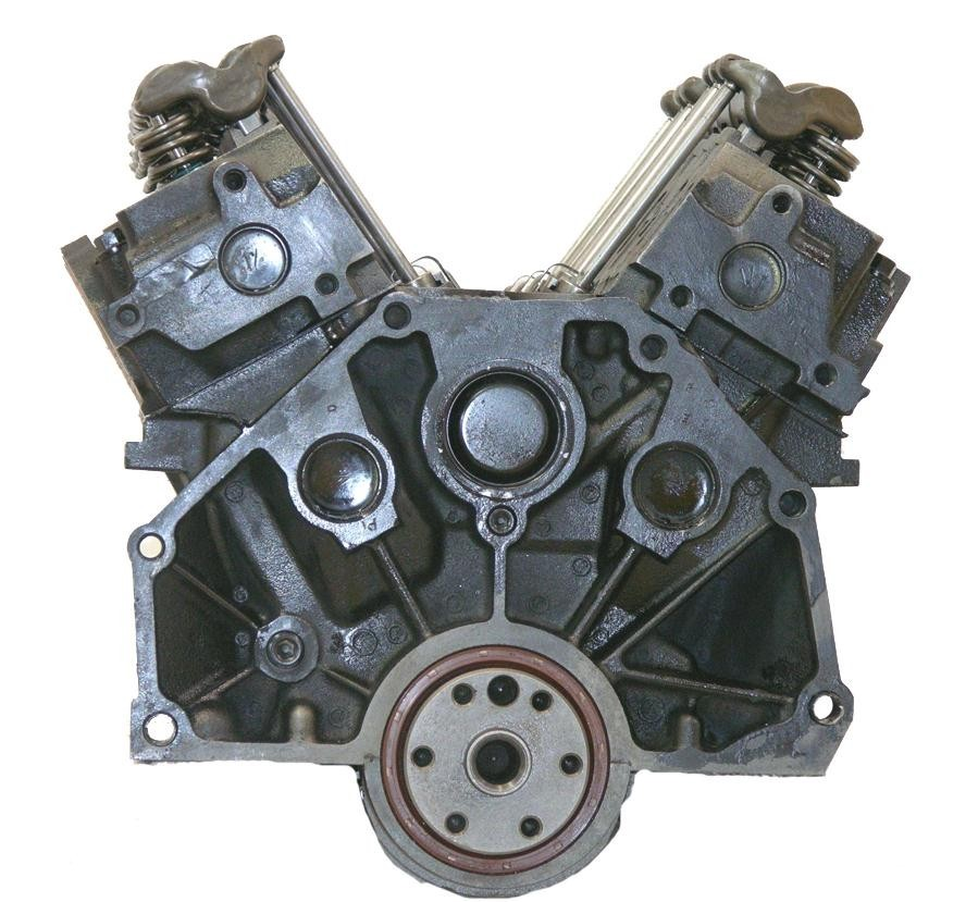 FORD 3.0L 181 CI V6 LONG BLOCK ENGINE - United Engine