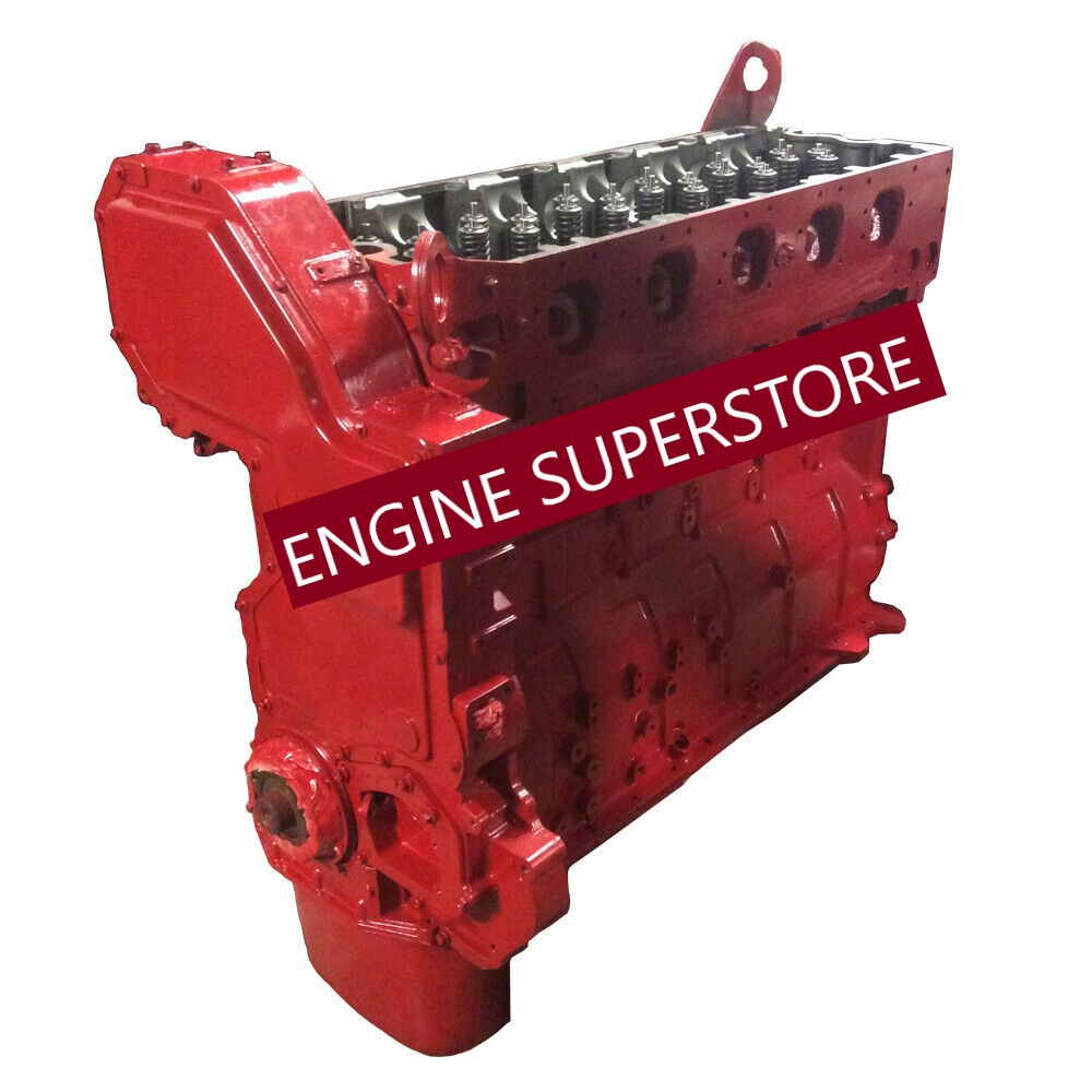 Cummins ISX-15 Remanufactured Diesel Engine Long Block